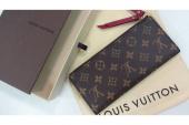 LOUIS VUITONの長財布