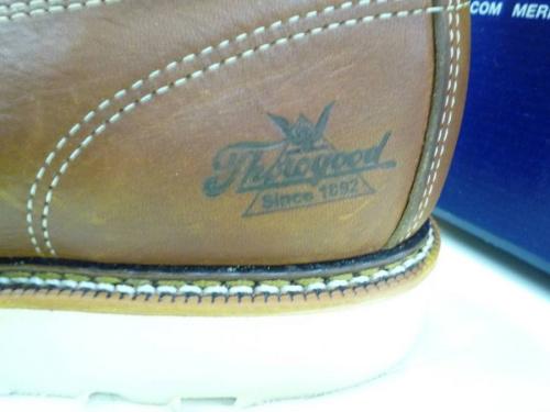 ブーツのThorogood