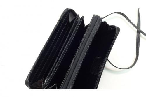 財布のショルダーポーチ