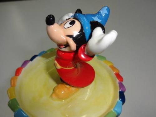 ディズニーストアのミッキーマウス