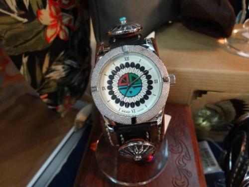 サードの腕時計