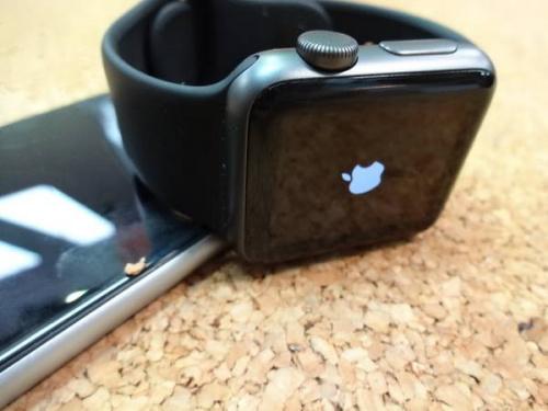 iphoneのAPPLE WATCH