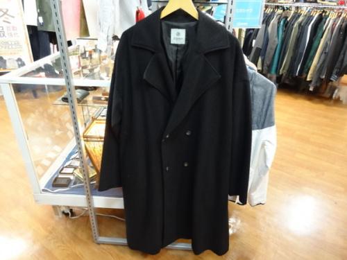 人気メンズアウター特集のコート