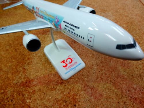模型のBOEING 777-200