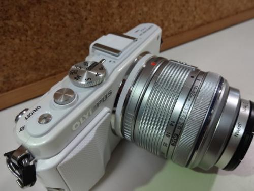 ミラーレスカメラのOLYMPUS