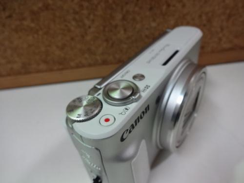 コンパクトデジタルカメラのCanon