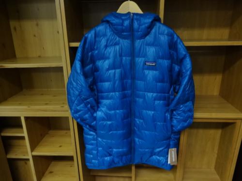 アウトドア用品のジャケット