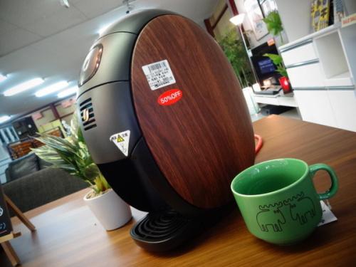 コーヒーメーカーのカフェ用品