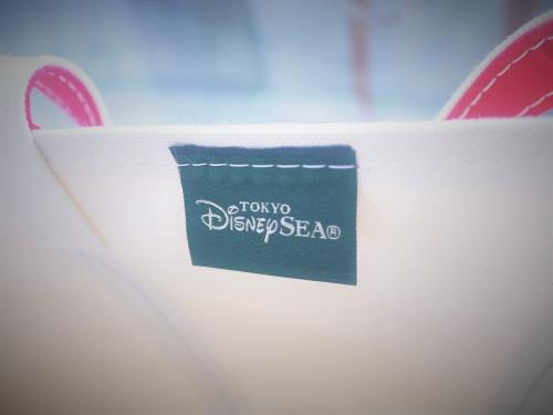 ディズニーシーのミッキーマウス