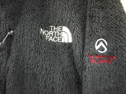 ジャケットのノースフェイス