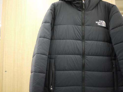 メンズファッションの中綿ジャケット