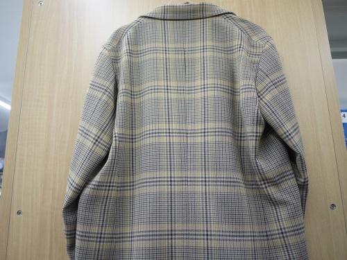 ジャケットのオーラリー