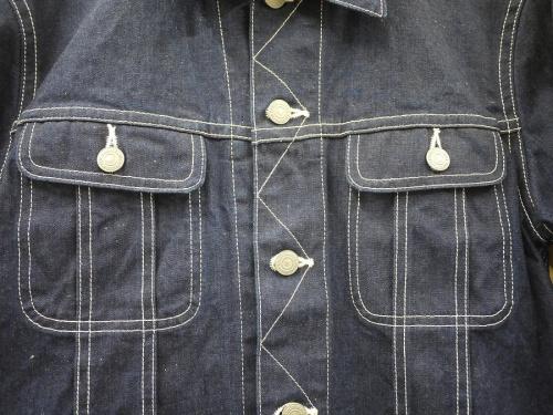 WACKOMARIAのデニムジャケット