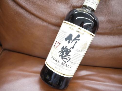 竹鶴のウイスキー