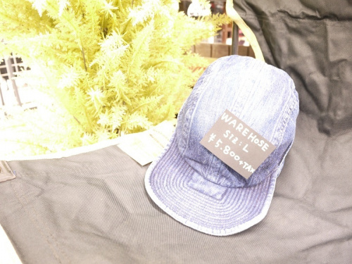 メンズファッションの帽子