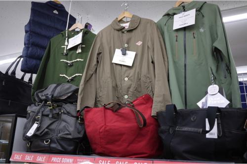 洋服買取の冬物