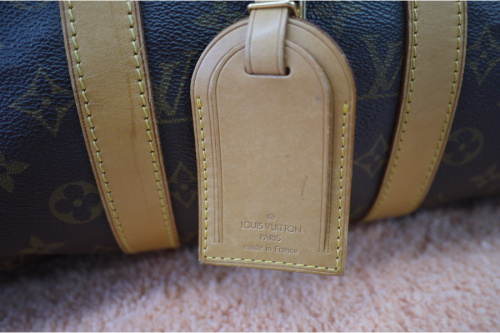 ヴィトン買取のボストンバッグ