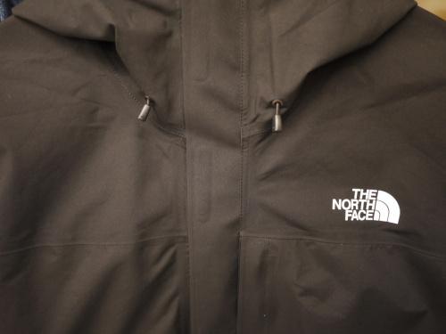クラウドジャケットのノースフェイス
