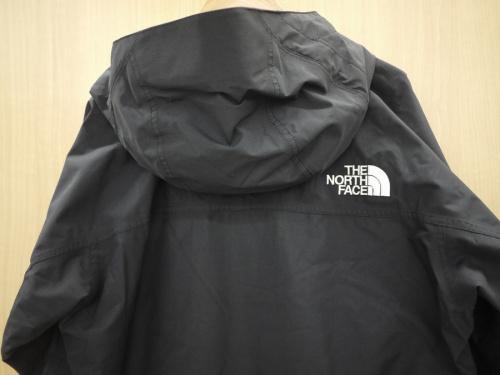 ノースフェイスのマウンテンジャケット
