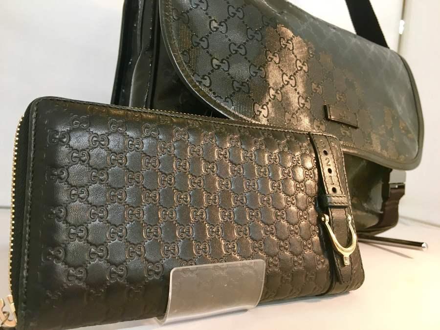 timeless design de772 2778a 大人の装い、GUCCIのショルダーバッグと長財布が入荷しました ...