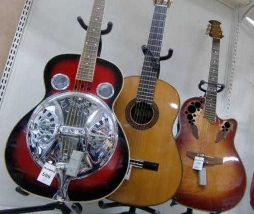 ギターのovation