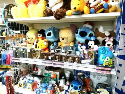 Disneyの町田ホビー