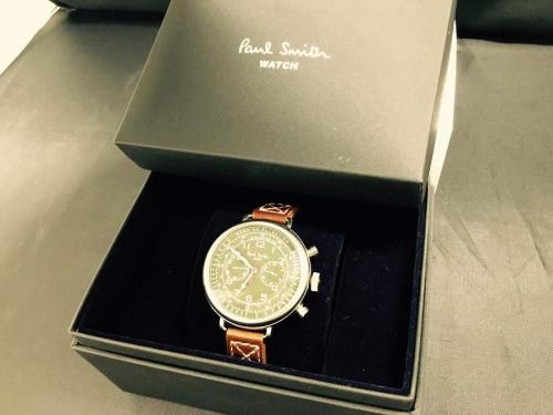 町田腕時計のPoul Smith