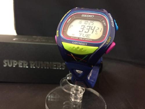 SEIKOの町田腕時計
