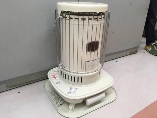 石油ファンヒーターの町田中古家電