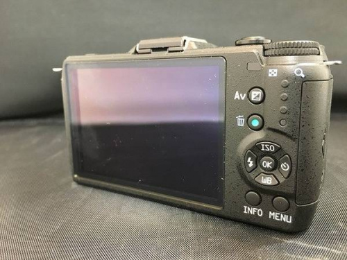 デジタルカメラのPENTAX