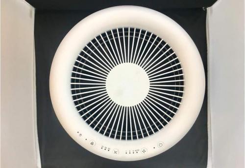 空気清浄機のバルミューダ