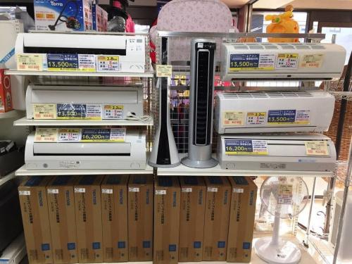 町田リサイクル家電の扇風機