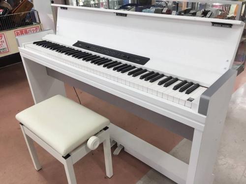 町田楽器のピアノ