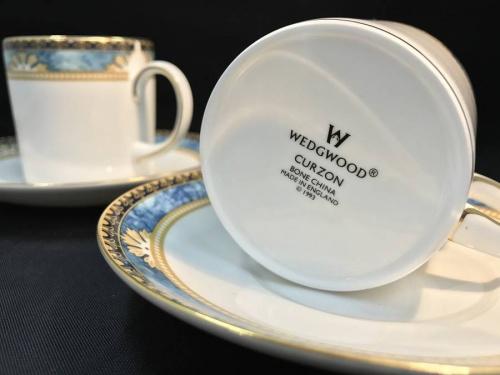 ウェッジウッドのカップ&ソーサー