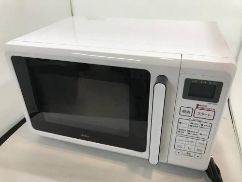 調理家電の電子レンジ