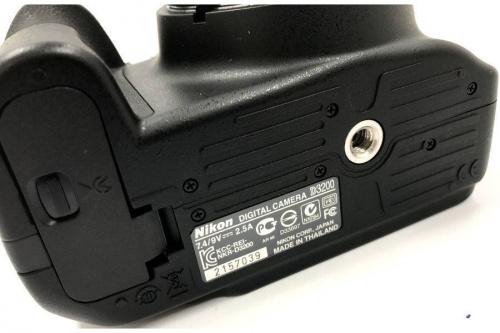デジタル一眼のD3200