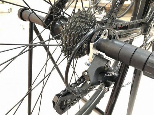 GIOSの自転車