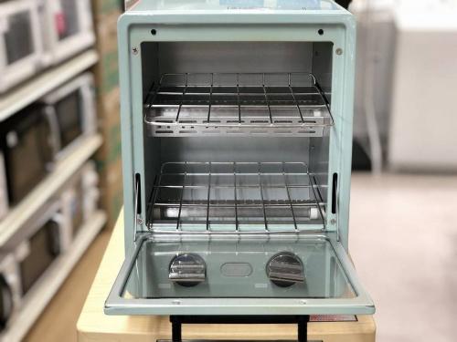 オーブントースターのTOFFY