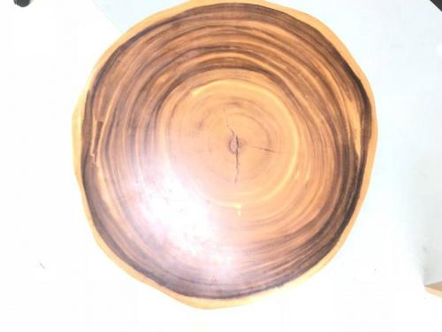 ローテーブルの一枚木