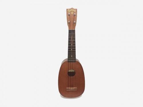 楽器のウクレレ