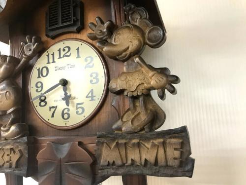 Disneyの鳩時計