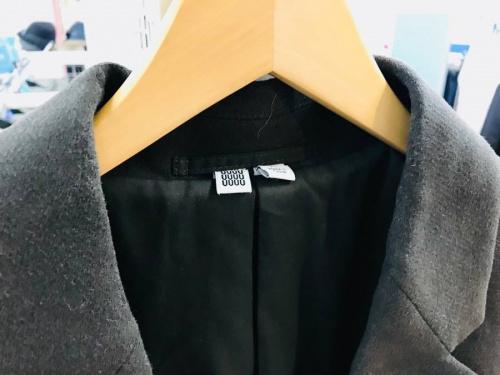 コートのチェスターコート