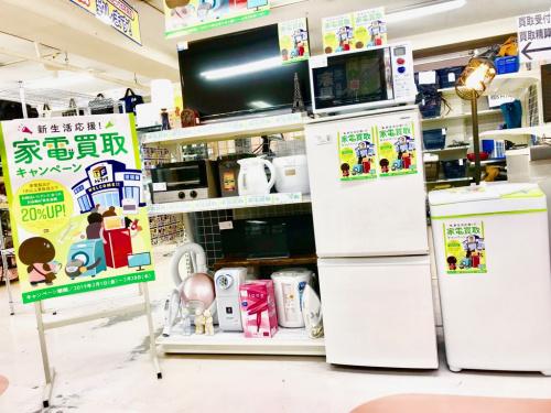 イベントなうの洗濯機