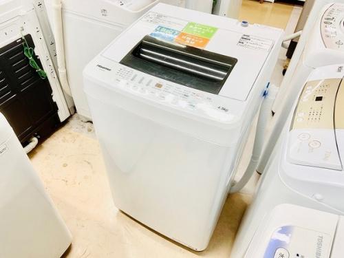洗濯機のハイセンス