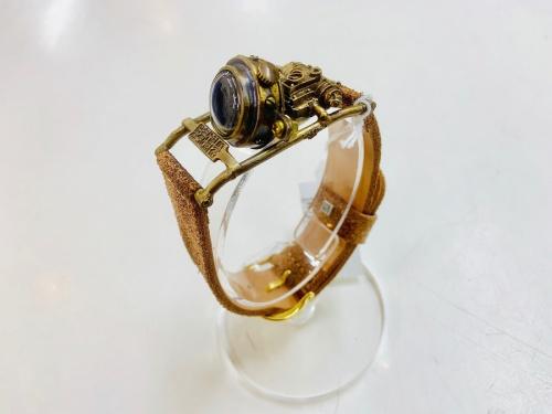 アンティーク雑貨の腕時計