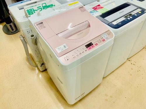 洗濯機のSHARP