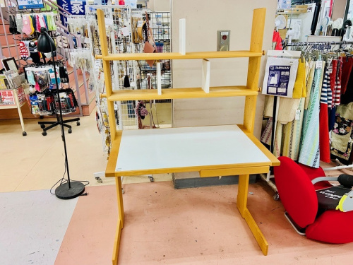 家具の学習机