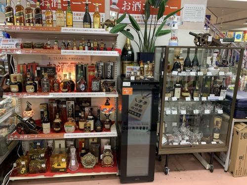 酒類買取のウイスキー ブランデー