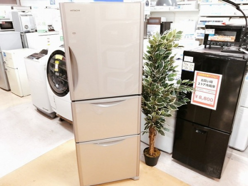 冷蔵庫 大型冷蔵庫の3ドア冷蔵庫 中古
