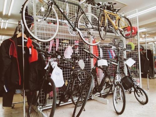 自転車 中古 買取のロードバイク クロスバイク 中古 買取